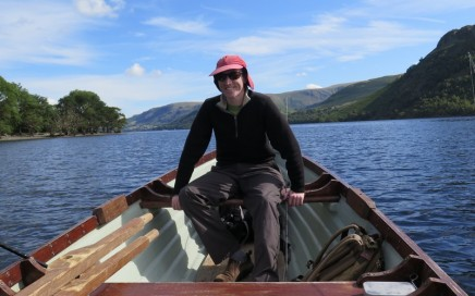 Brian's day on Ullswater