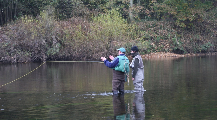 Fly fishing lessons are the ideal way to get you started in this great sport