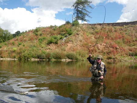 Fly fishing lessons for the more advanced angler