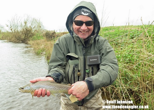 One on the dry fly for Graham