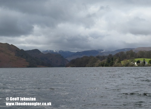 Ullswater in April