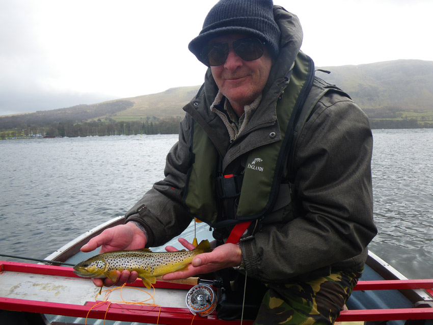 Lakes and stillwaters the eden angler for Fly fishing classes near me