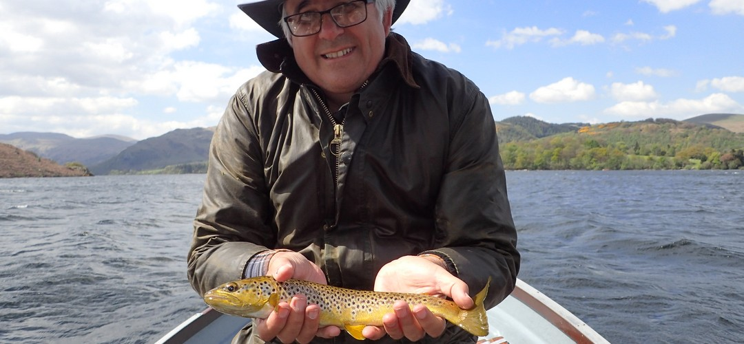 Ullswater trout for Colin
