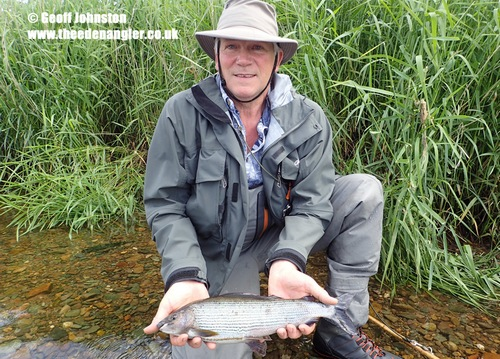 A first Eden Grayling for John