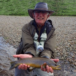 Guided fishing in the Eden Valley and Lake District