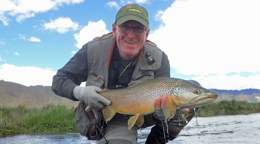 About me - Welcome to The Eden Angler - my name is Geoff Johnston and I have been fishing the rivers and lakes in Cumbria for over 45 years